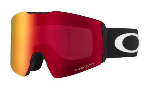 Brýle OAKLEY Fall Line XL Matte Black / Prizm Snow Torch Iridium