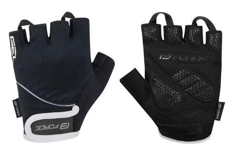 rękawice FORCE GEL, czarne