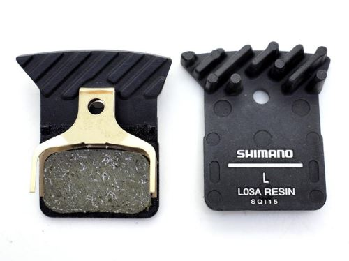 Brzdové destičky Shimano Dura Ace L03A - polymerové