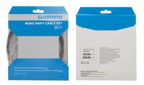 Lanka + bowdeny Shimano OT-SIS40 - řadící set