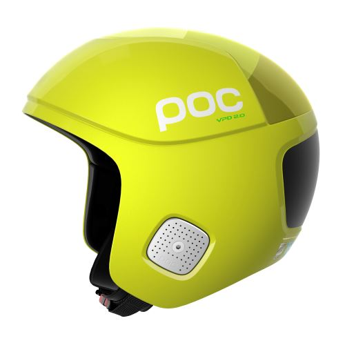 Kask POC Skull Orbic Comp Spin Hexane Yellow XS-S / 51-54
