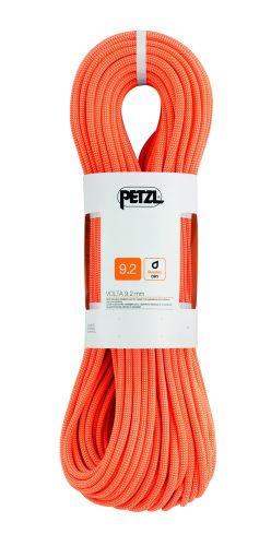 lano PETZL Volta 9,2 oranžová