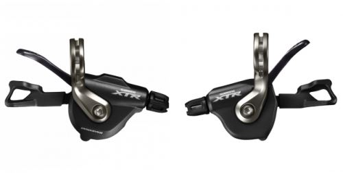 Řazení Shimano XTR SL-M9000 1/2/3 x 11sp - Různé varianty