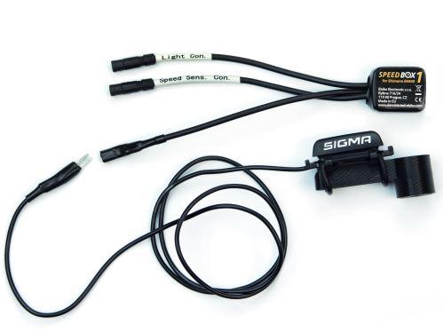 SpeedBox do Shimano Steps E6000