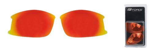 szkło zastępcze ULTRA para, czerwony laser