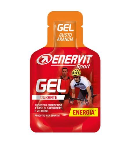 Sport gel ENERVIT ENERVITENE 25ml pomeranč