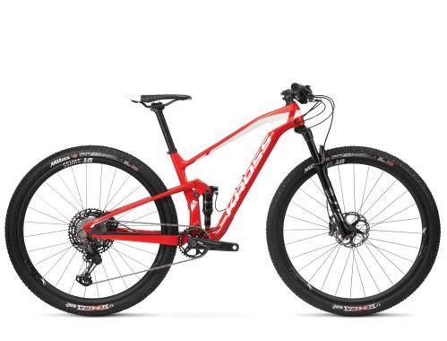 Rower XC z pełnym zawieszeniem Kross Earth TE 2020