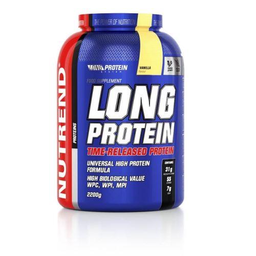 Nutrend Long Protein 2200g drink + czekolada kakaowa