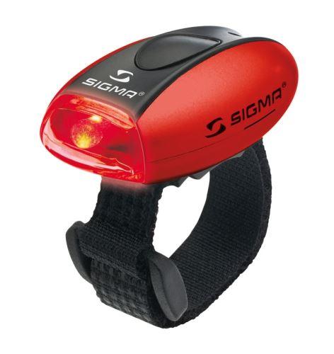 lampka tylna SIGMA MICRO 2 czerwona