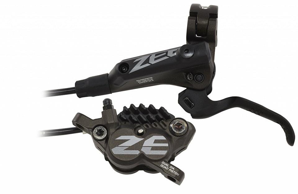 Brzdy Shimano ZEE BR-M640 - zadní - ICE TECH