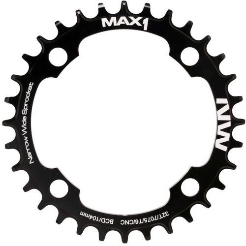 Převodník MAX1 Narrow Wide Černá