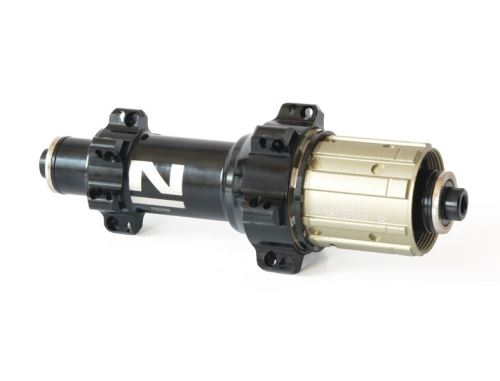 Wkładka Novatec FS522SB-11S, tylna, 24-d, czarna N-design