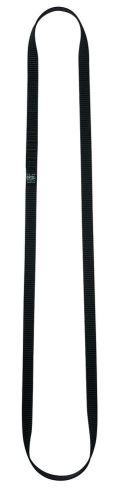 popruhová smyčka PETZL Anneau černá - různé délky