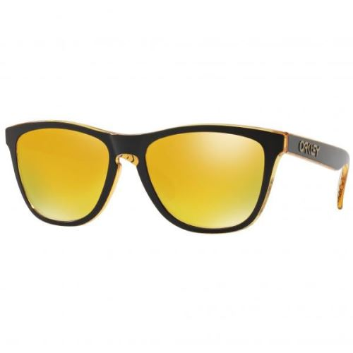 Oakley Frogskins UC LA Black / 24k Iridium Glasses