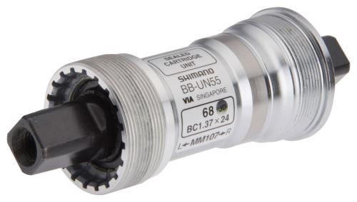 Středové složení SHIMANO BB-UN55 - 73 mm