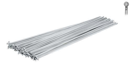 dráty FORCE nerez stříbrné 2 mm - Různé délky