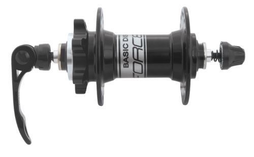 Front Chain FORCE BASIC 6d Disc - Czarny