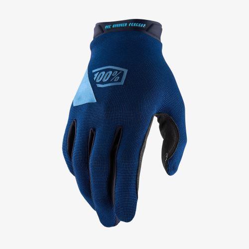 Rukavice 100% RIDECAMP Glove Navy