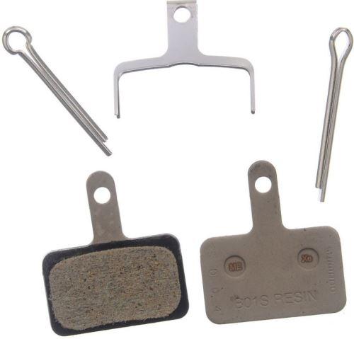 Brzdové destičky Shimano B01S - polymer
