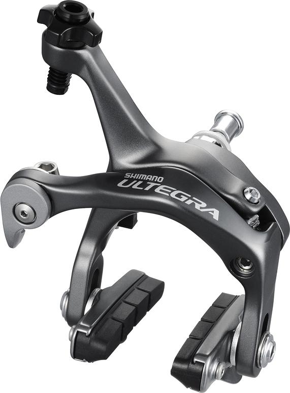 Silniční brzda Shimano ULTEGRA BR-6700 - zadní R55C3 - šedá / grey