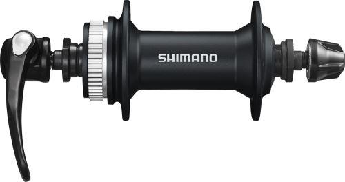 SHIMANO nába přední ALIVIO HB-M405 pro kotouč (centerlock) - Různé varianty