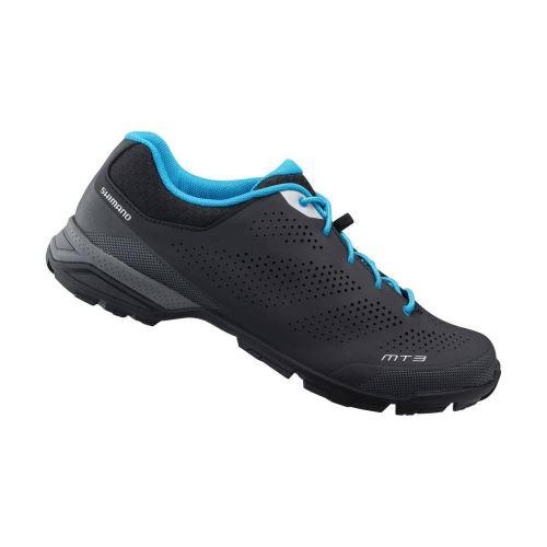SHIMANO turistická obuv SH-MT301ML, černá