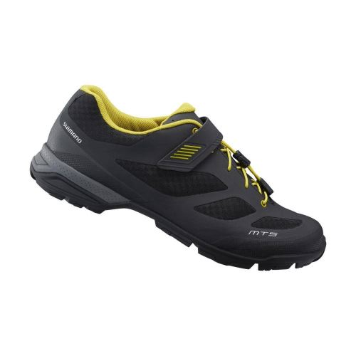 SHIMANO turistická obuv SH-MT501ML, černá