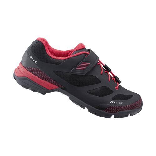 SHIMANO turistická obuv SH-MT501WL, černá