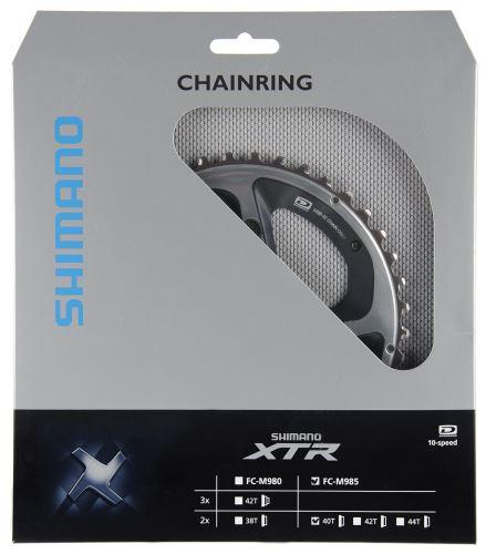 Převodník Shimano XTR FC-M985 - 2x10