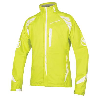 Hardshell Endura Luminite II Bunda Svítivě žlutá XL