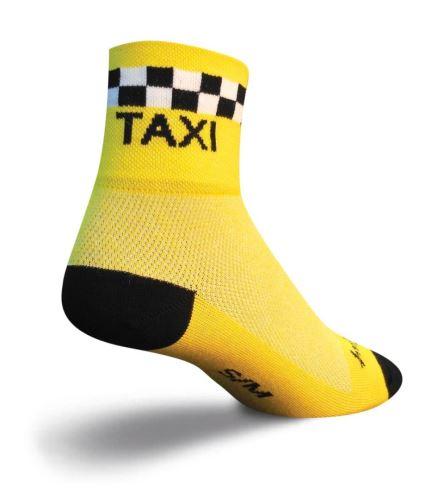 Sock Guy Socks Taxi