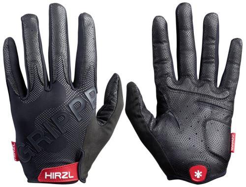 Rękawice całoceramiczne Hirzl Grippp Tour FF 2.0 - czarne