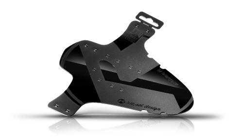Ulotka na widłach i konstrukcji tylnej Rie: sel design Schlamm: PE