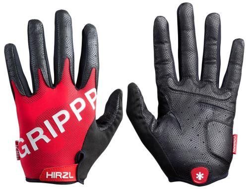 Rękawice całoroczne Hirzl Grippp Tour FF 2.0 - czerwone